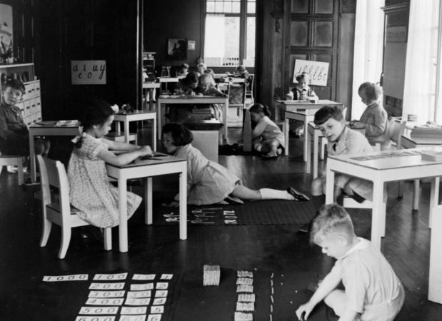 Ce inseamna pedagogia Montessori?
